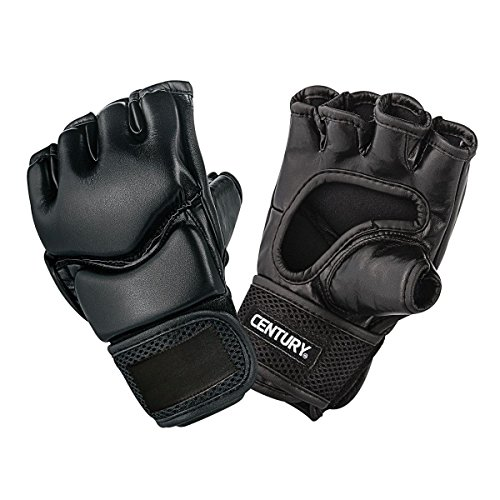 Century Martial Arts Open Palm Fitness Grappling Gloves ()