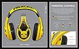 Pokemon Pikachu Kids Headphones, Adjustable
