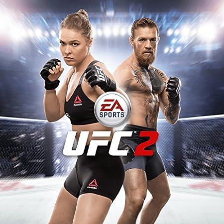 EA Sports UFC 2 - PS4 [Digital Code]