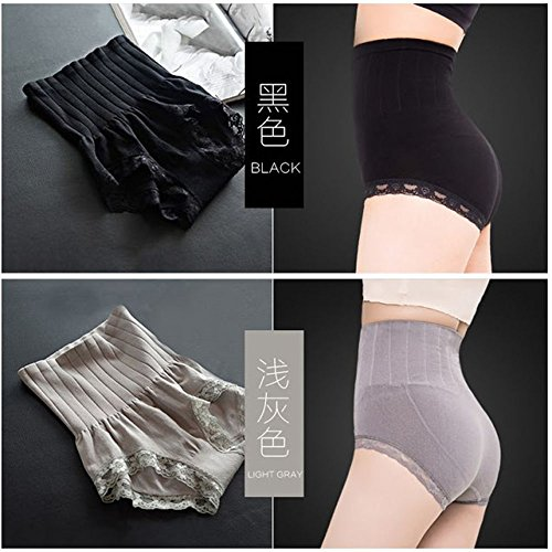 2pack Japan Munafie High Waist Slimming Panty Seamless Body Belly Shaper