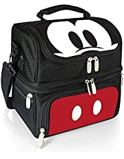 Disney Classics Mickey/Minnie Mouse Pranzo Insulated Lunch Cooler
