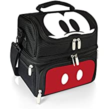 Disney Classics Mickey Mouse Pranzo Insulated Lunch Tote with Service for One