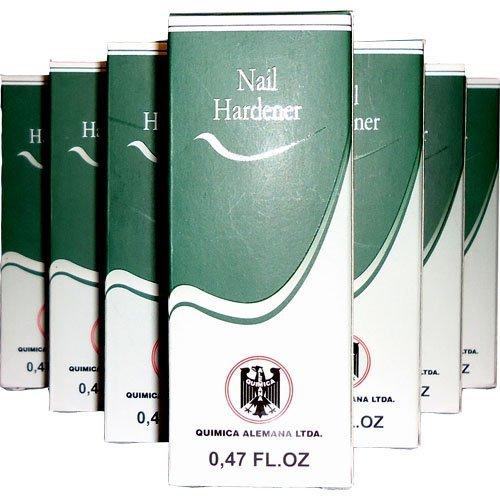 Quimica Alemana Nail Hardener 7pcs x 0.47oz '' Big Sale ''