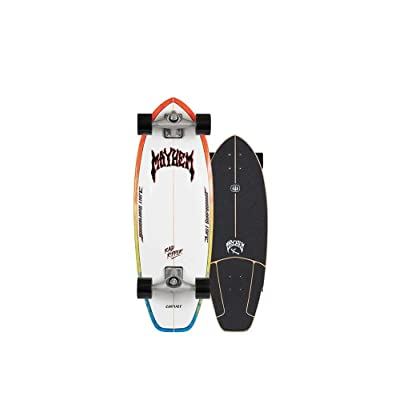 """Carver Skateboards Rad Ripper Surfskate Complete CX 31"""" : Sports & Outdoors"""