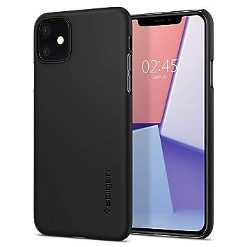 iPhone 11 ケース シン・フィット 076CS27178 (ブラック)