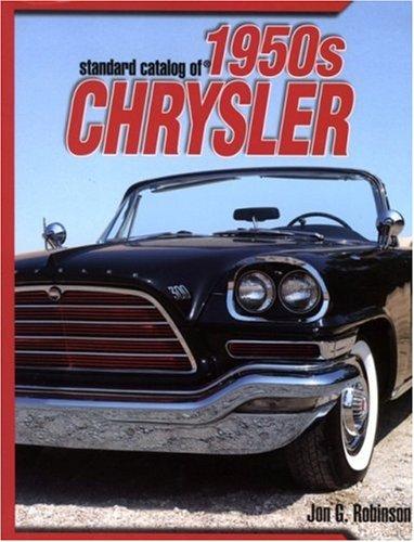 Standard Catalog of 1950s Chrysler