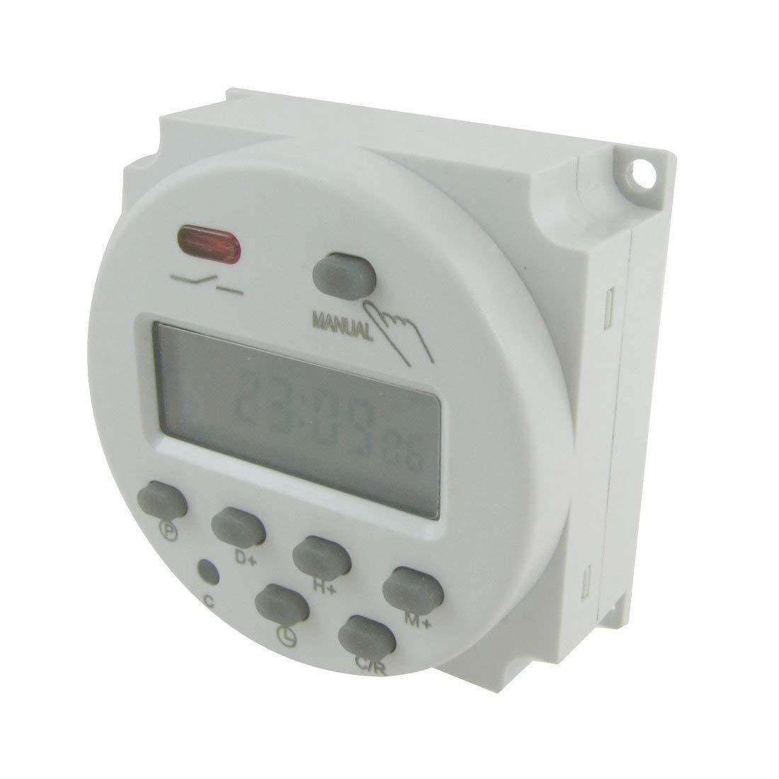 Lyanther A12031200ux0078 Power Programmable Timer Time Switch Relay