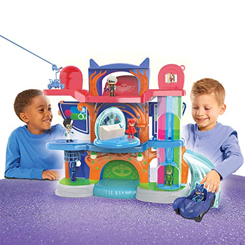 PJ MASKS Deluxe Headquarter Playset
