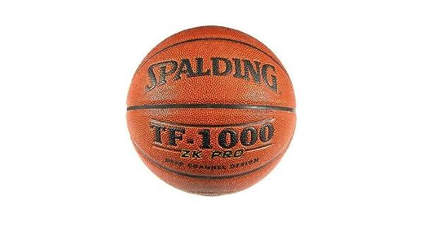 Spalding TF-1000 ZK Pro T7 - Balón de Baloncesto: Amazon.es ...
