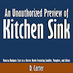 An Unauthorized Preview of Kitchen Sink: Vanessa Hudgens Stars in a Horror Movie Featuring Zombies, Vampires, and Aliens