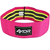 Cheap Hip Band by 4KOR Fitness (Pink/Grippy, Medium)