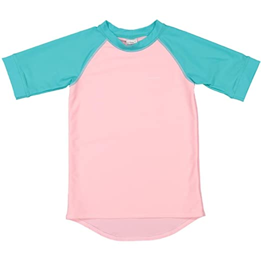 ce0be7093cc909 Amazon.com: Polarn O. Pyret Short Sleeve UV ECO Rash Guard TOP (8 ...