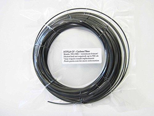 Proto-Pasta Carbon Fiber Reinforced PLA 3D Printing Filament 1.75mm (50g) Sample -
