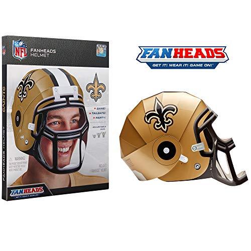 FanHeads - Wearable NFL Replica Helmets - Pick Your Team! - Nfl Helmet Cap