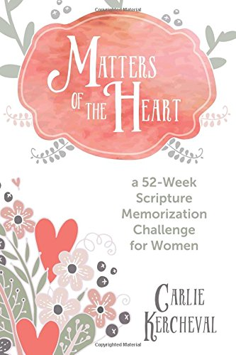 The 1 best matters of the heart carlie kercheval