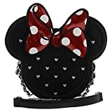 Loungefly Minnie Mouse Die Cut Crossbody Bag
