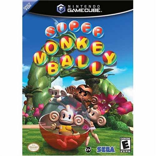 Super Monkey Ball (Renewed) (2 Monkey Ball)