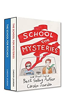 The School for Mysteries & The School for Psychics Boxed Set (Nurse Phoebe Book 4) by [Jourdan, Carolyn]