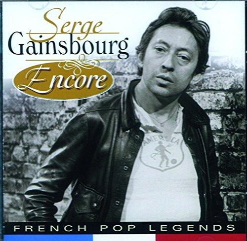 CD : Serge Gainsbourg - Encore (Holland - Import)