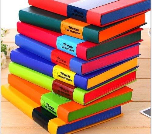 Midiao Neue kleine Hardcover Notebooks Hardcopy Laptop 2ST gelegentliche Anlieferung