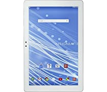 "Insignia Flex 10.1"" Android Tablet 32GB Wi-Fi White/Silver NS-P10A6100"