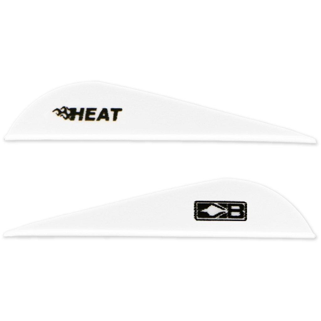 Bohning 2.5'' Heat Vanes White 2.5'' Heat Vane, 36pk