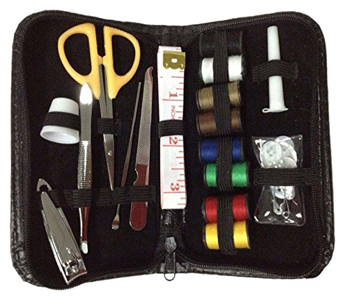 Global Hand Sewing Kit & Manicure Set