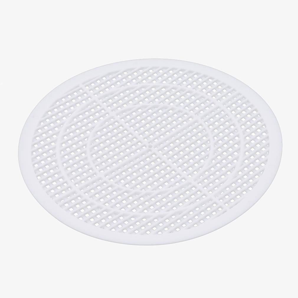GUAngqi Shower Filter Drain Hair Catcher Strainer Can Be Cut Drain Bath Stopper Kitchen Bathroom Waste Sink Strainer Filter Net