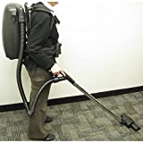 Atrix - VACBP1 HEPA Backpack Vacuum Corded 8 Quart HEPA Bag 4 Level Filtration With Attachments