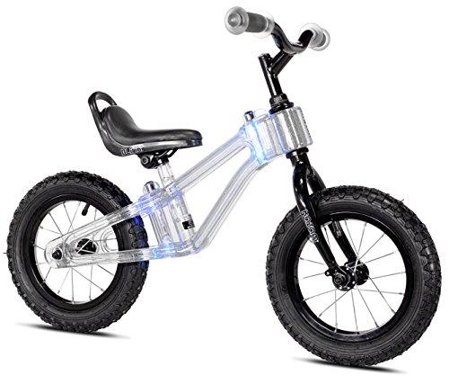 KaZAM Blinki Balance Bike, 12', Black