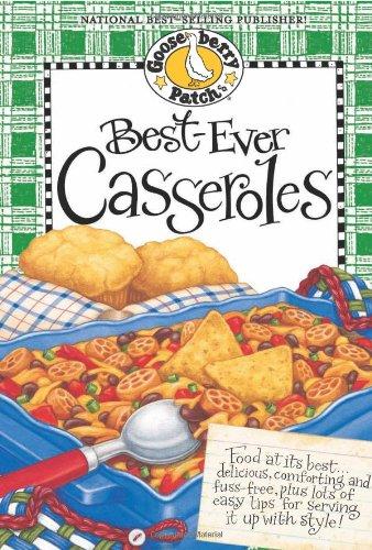 - Best-Ever Casseroles Cookbook (Gooseberry Patch)