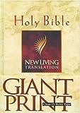 New Living Translation Bible (Giant Print)