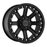 Pro Comp Alloys Series 33 Wheel with Flat Black Finish (17x9