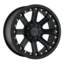 "Pro Comp Alloys Series 33 Wheel with Flat Black Finish (20x9""/6x135mm)"