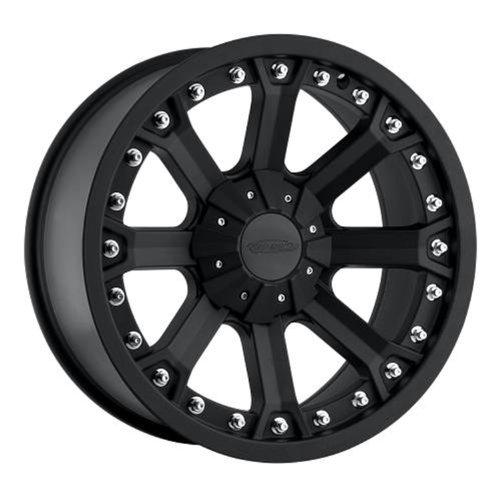 "UPC 844658018174, Pro Comp Alloys Series 33 Wheel with Flat Black Finish (20x9""/8x165.1mm)"