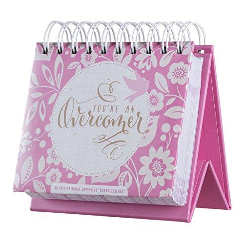 Flip Calendar - Mandisa - You're An Overcomer