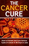 Cancer: The Cancer Cure: How to Prevent and Cure Various Types of Cancer in 90 Days or Less (Cancer, Cancer Cure, Prevent Cancer) (English Edition)
