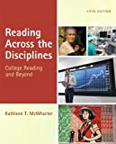 Reading Across the Disciplines, McWhorter, Kathleen T., 0321829077