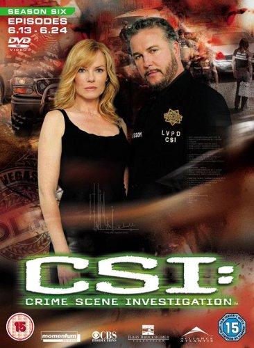 Csi Crime Scene Investigation 2001 - CSI: Crime Scene Investigation - Las Vegas - Season 6 Part 2 [DVD] [2001]