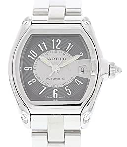 Cartier Roadster automatic-self-wind mens Watch 2510 (Certified Pre-owned)