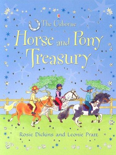 The Usborne Horse and Pony Treasury