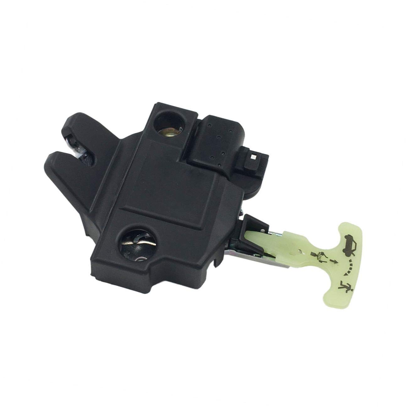 SKP SK839242 Power Trunk Lock Actuator Assembly with Latch and Manual Release