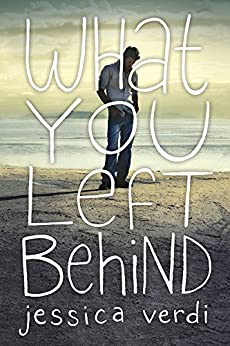 What You Left Behind by [Verdi, Jessica]