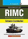 RIMC (Rashtriya Indian Military College) Entrance Examination Guide