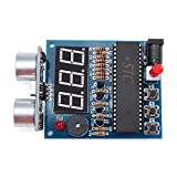 VOGURTIME Ultrasonic Ranging Alarm Soldering