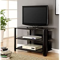 InnovEx Home Products Oxford TV Stand, 42, Black