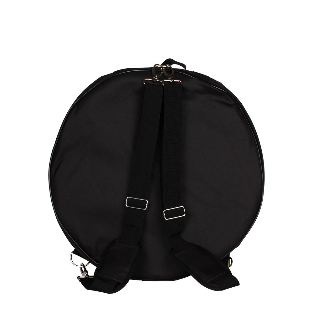 kesoto Snare Drum Kit Bag Carry Case With Backpack Straps Travel Storage Drum Parts