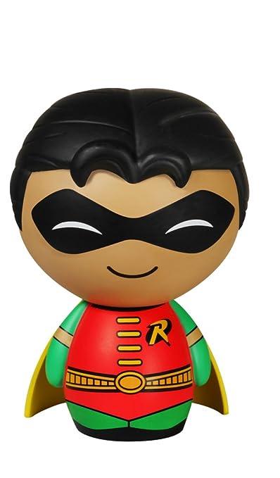 2 opinioni per Funko- Figurine Batman Serie 1- Robin Dorbz 8Cm