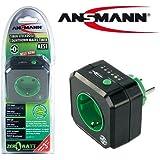Ansmann Timer-Steckdose AES1 / für alle elektrischen Geräte