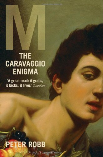 Book cover for M: The Caravaggio Enigma